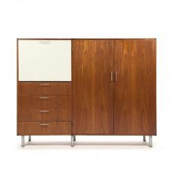 Vintage Pastoe cupboard design Cees Braakman 1955
