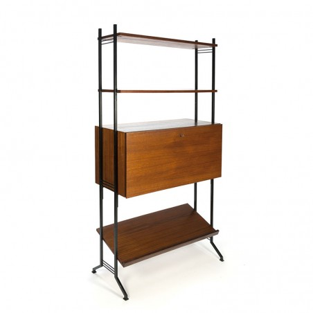 Vintage Danish standing wall system