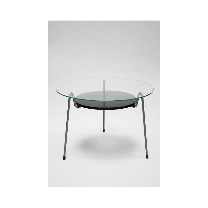 Vintage coffee table W. Rietveld for Gispen