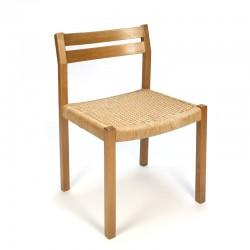 Danish vintage Møller chair model 401