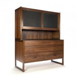 Rosewood vintage design cabinet