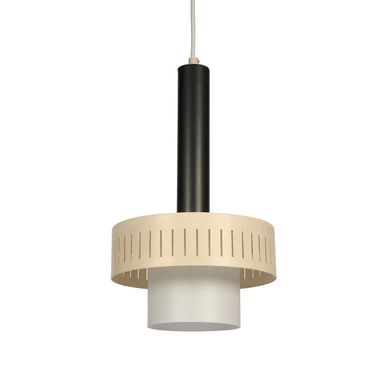 Zestiger jaren vintage hanglamp