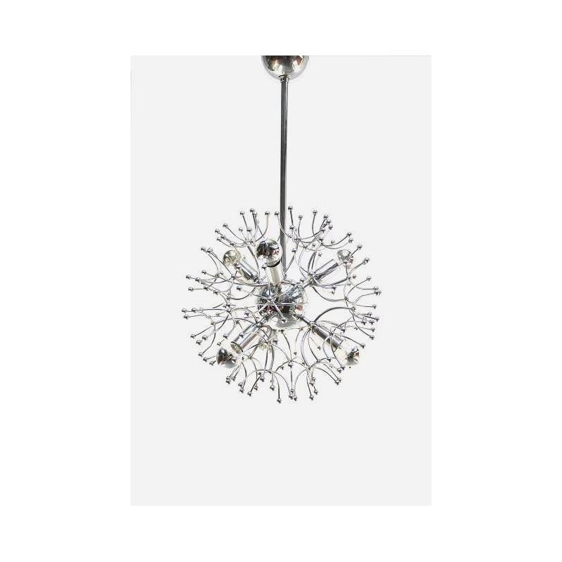Vintage sputnik hanging lamp 2