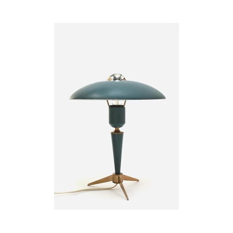 Vintage Philips tafellamp van Louis Kalff