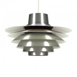 Vintage large aluminum Verona design Svend Middelboe