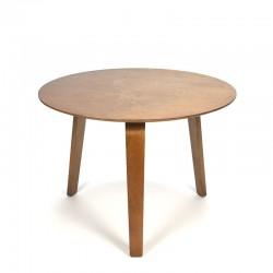 Vintage salontafel van Pastoe ontwerp Cees Braakman