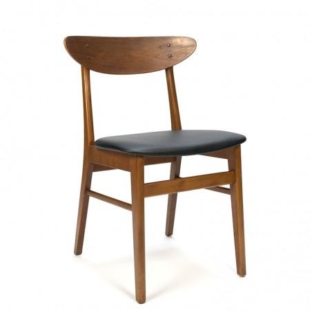 Deense vintage Farstrup model 210 stoel