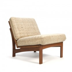 Danish vintage easychair from the Glostrup furniture factory