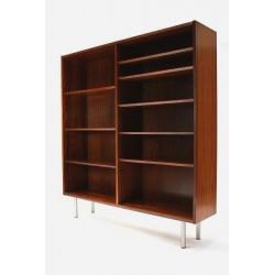 Rosewood bookcase vintage