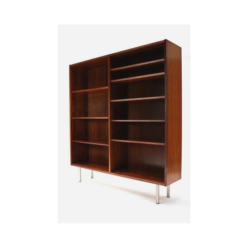 Palissander houten boekenkast