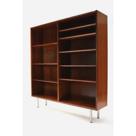 Rosewood bookcase vintage