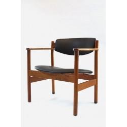 Easy chair by Jorgen Baekmark