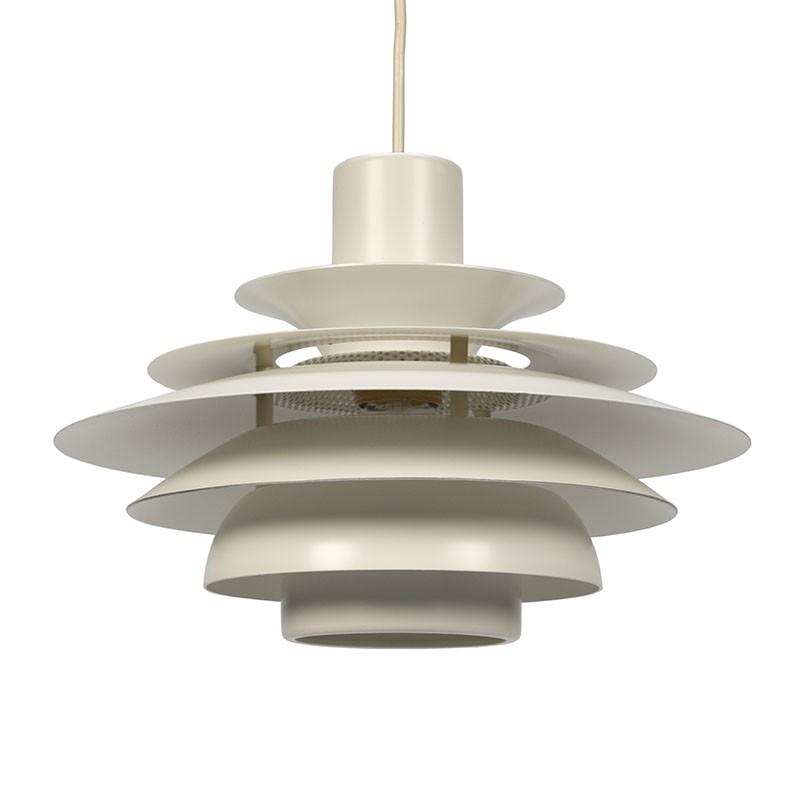 Hanging Lamp Nl: Danish Hanging Lamp White Metal