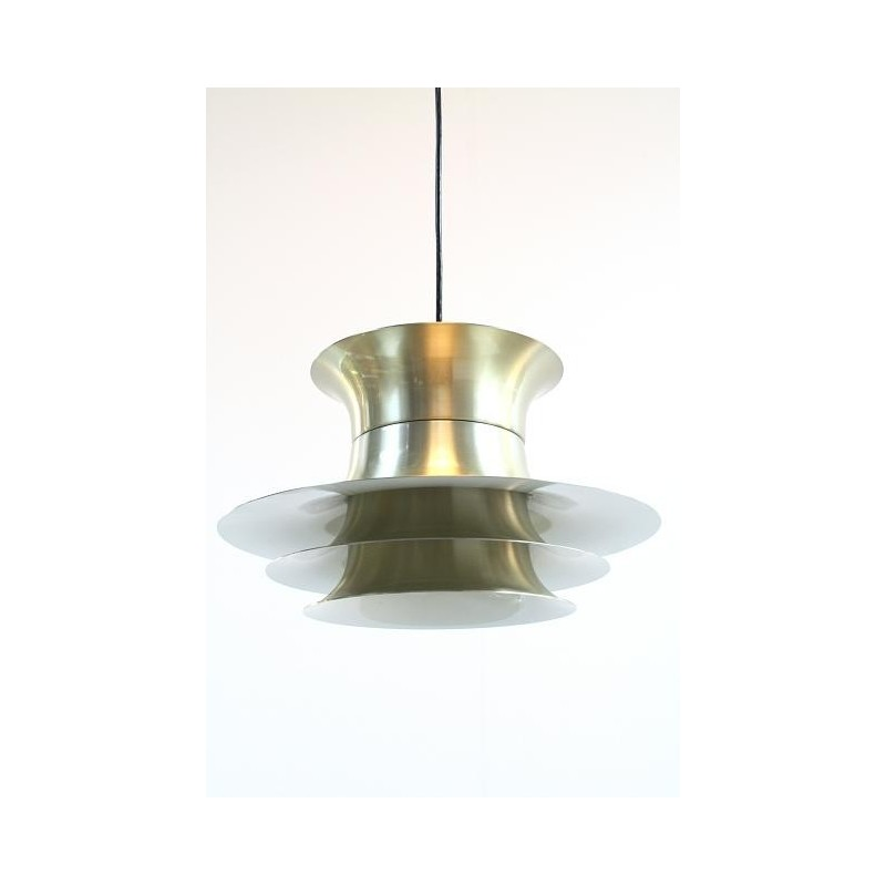 Brass pendant by Jo Hammerborg