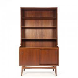 Deense vintage boekenkast uit de Nexø meubelfabriek