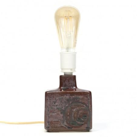 Deense vintage tafellamp ontwerp Desiree Stentoj