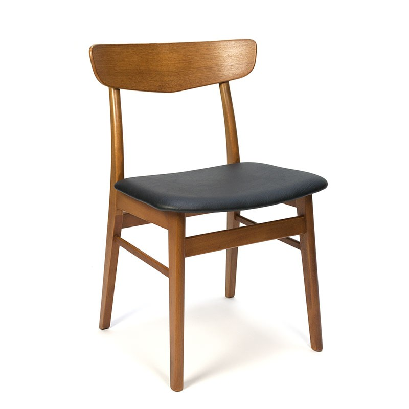 Farstrup vintage eettafel stoel