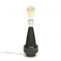 Søholm Deense vintage design tafellamp