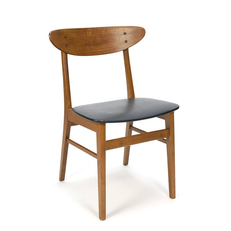 Farstrup 210 vintage design dining table chair