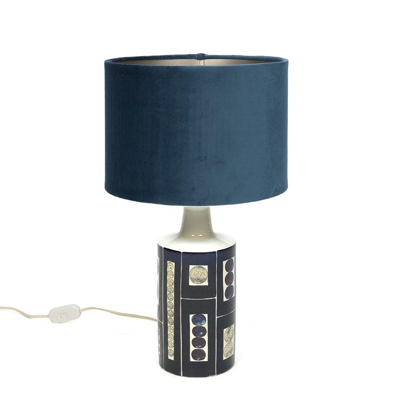 Vintage Fog and Morup Royal 9 Tenera table lamp E7169