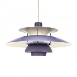 Lila PH 5 vintage Louis Poulsen hanglamp
