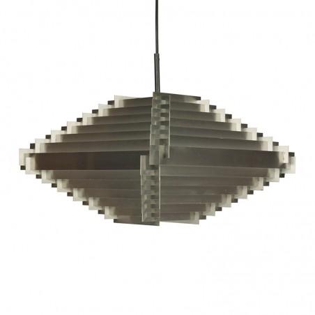 Scandinavische aluminium vintage design hanglamp