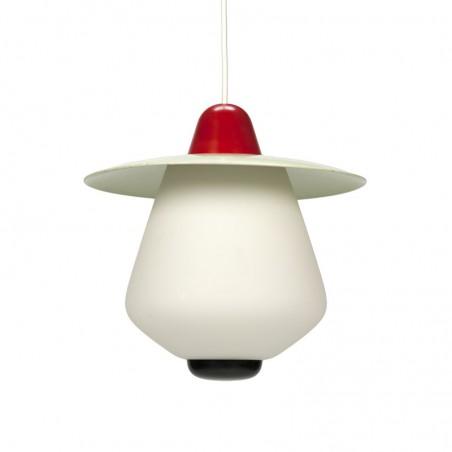 Philips fifties vintage hanging lamp