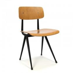 Result chair vintage industrial design Friso Kramer