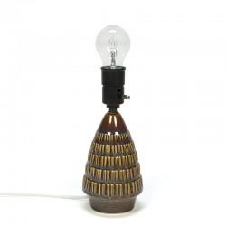 Design Søholm vintage ceramic lamp base