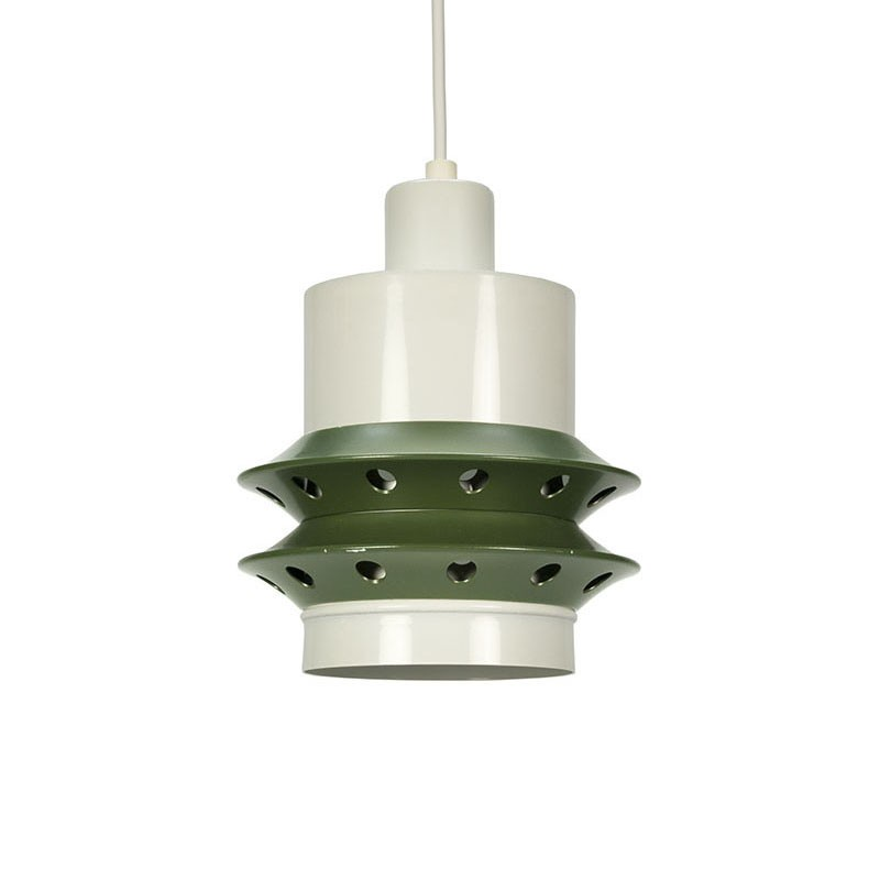 Vintage klein model Scandinavische hanglamp
