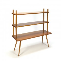 Vintage bookcase fifties