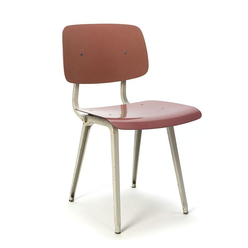 Revolt vintage stoel design Friso Kramer