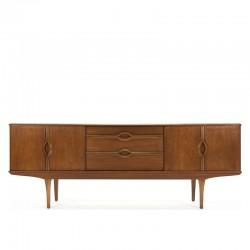 Vintage teak sideboard mid-century design