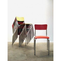 Vintage Meurop stoelen