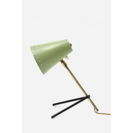 Pinocchio style table lamp