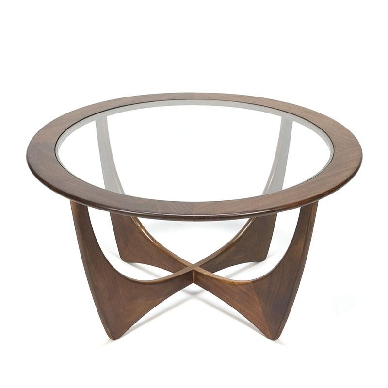 Vintage Victor Wilkins coffee table model Astro