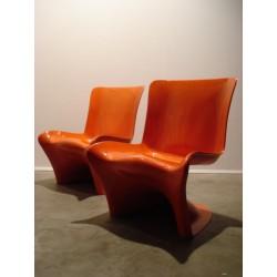 Polyfiber chair by Hans Christiansen