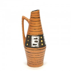 Vintage decorative jug / vase from the sixties