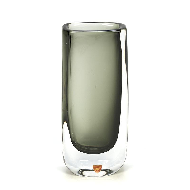 Vintage design vase design Nils Landberg for Orrefors
