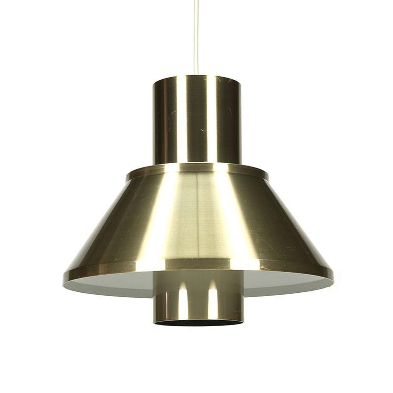 Deense vintage hanglamp Life ontwerp Jo Hammerborg