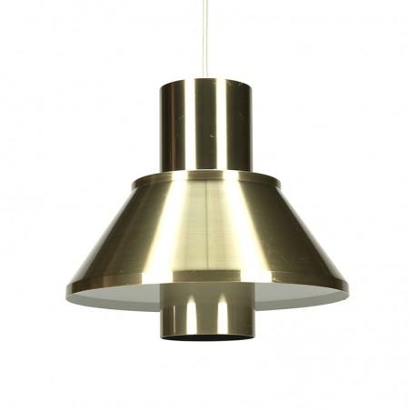 Danish vintage hanging lamp Life design Jo Hammerborg