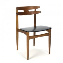 Deense vintage stoel model 178 ontwerp Johannes Andersen voor