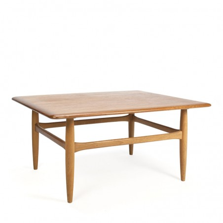 Vintage salontafel design van Kurt Østervig