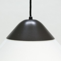 Vintage design Opala hanging lamp design H.J. Wegner
