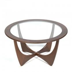 Vintage salontafel model Astro design Victor Wilkins