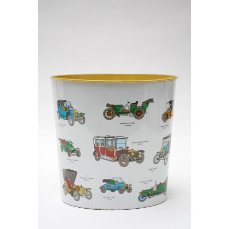 Wastebasket from the 1960's