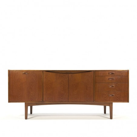 Teak vintage sideboard from the sixties