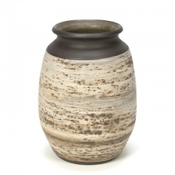 Vintage Ravelli vase series birch bark No. 96-3