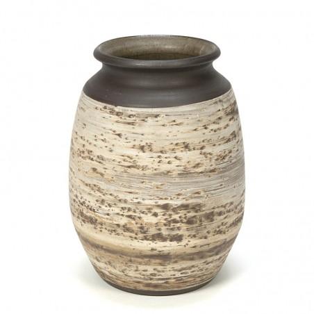 Vintage Ravelli vase series birch bark No. 96-3