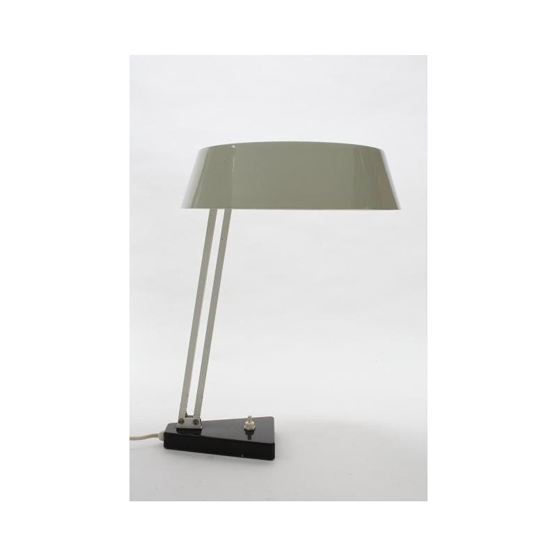 Hala Zeist modernistische tafellamp licht grijs